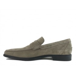 tod's promotions mocassins MocassinsRIALTO2 - NUBUCK - TAUPE