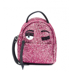 chiara ferragni promotions sacs à dos Back Pack MiniCF BACKPACK MINI - GLITTERS - RO