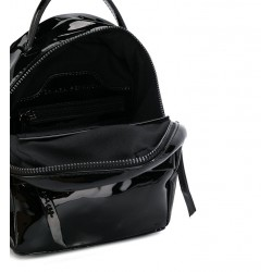 chiara ferragni promotions sacs à dos Back Pack MiniCF BACKPACK MINI - VERNIS - NOIR