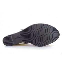 hogan promotions sandales SandalesCANISTA - CUIR IMPRIMÉ PYTHON -