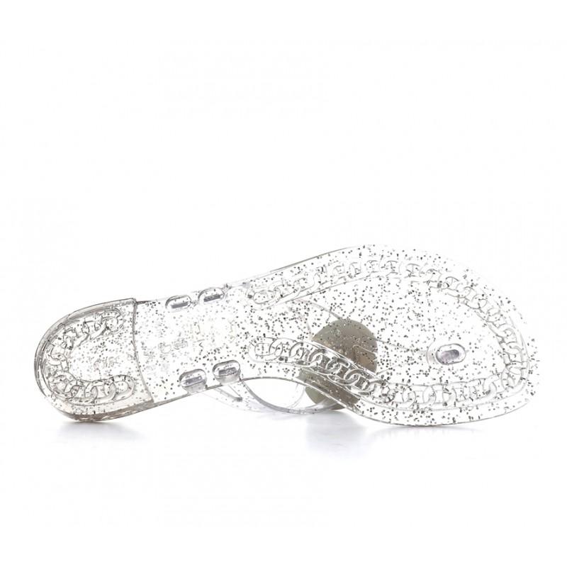 casadei sandales SandalesCASA NP BEACH - PVC - TRANSPAREN