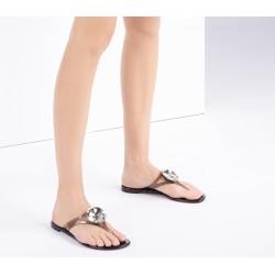 casadei promotions sandales SandalesCASA NP BEACH - PVC - NOIR ET BI