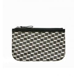 pierre hardy sacs pochettes PochettePHA POUCH - TOILE ENDUITE À MOTI