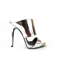 giuseppe zanotti promotions sandales Sandales 110 mmGZ F MULE GLACÉE - CUIR GLACÉ -