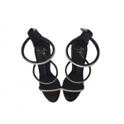 giuseppe zanotti promotions sandales SandalesGZ F SAND LANIERE T9 - VERNIS ET