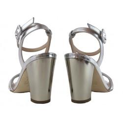 giuseppe zanotti promotions sandales Sandales à talon 80 mmGZ F SAND NOEUD T8 - CUIR - ARGE