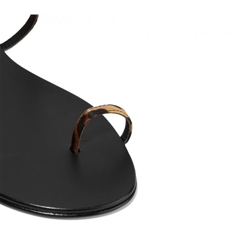 giuseppe zanotti sandales SandalesGZ F NUPIED BRACELET - SATIN ET