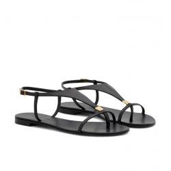 giuseppe zanotti nouveautés sandales Sandales KatharinaGZ F NP TANAGRA - CUIR ET BIJOUX