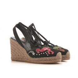 marc jacobs promotions sandales Sandales CompenséesJAC ESPA NATHALIE - TISSUS ET BR