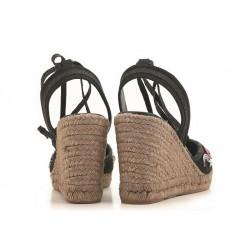 marc jacobs sandales Sandales CompenséesJAC ESPA NATHALIE - TISSUS ET BR