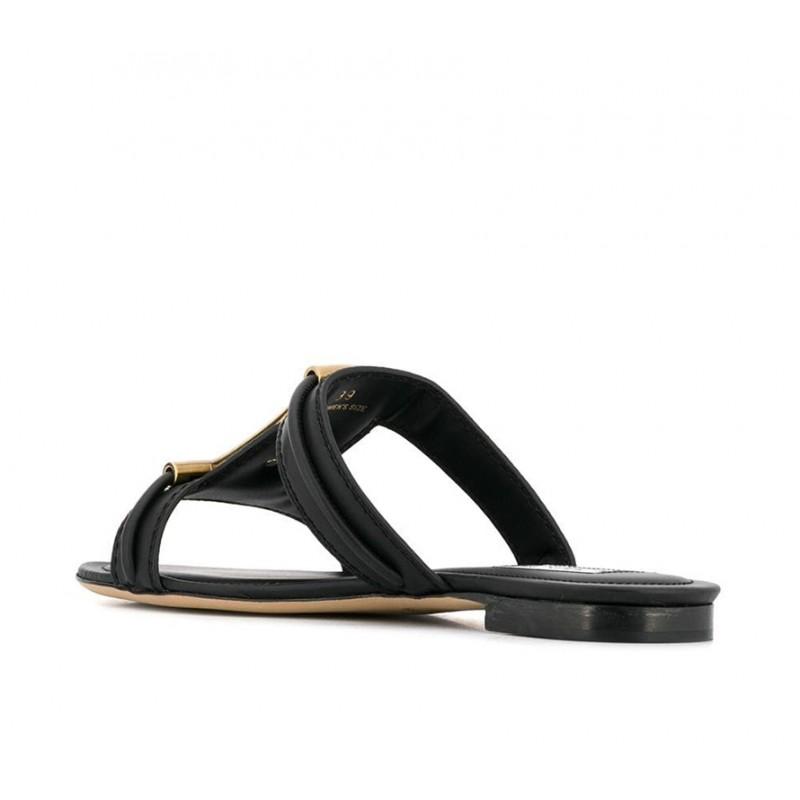 tod's sandales SandalesMULTI - CUIR - NOIR
