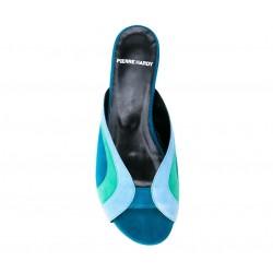 pierre hardy promotions sandales Sandales RainbowPHF NU PIED RAINBOW - NUBUCK - B