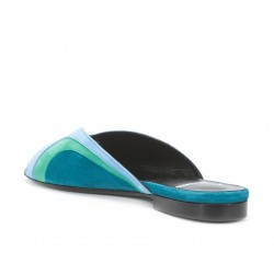 pierre hardy sandales Sandales RainbowPHF NU PIED RAINBOW - NUBUCK - B