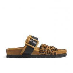 pierre hardy nouveautés sandales Sandales MarePHF BIRK MARE - NUBUCK IMPRIMÉ E