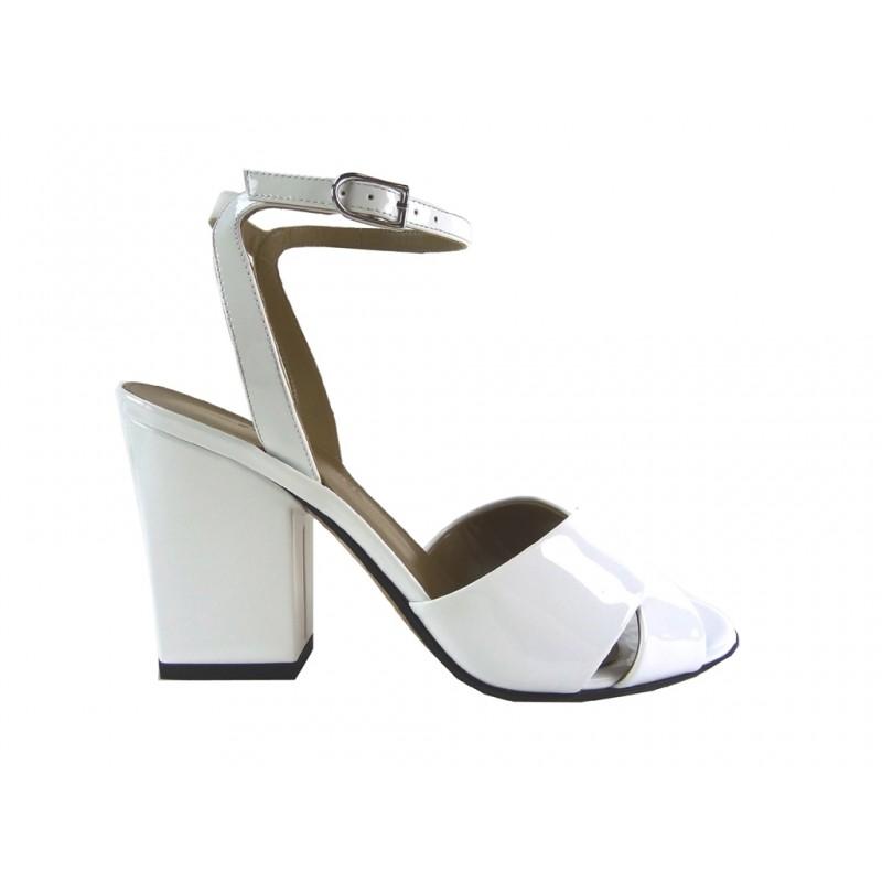 sonia rykiel promotions sandales SandalesRY SAND CROISÉE T8 - VERNIS - BL
