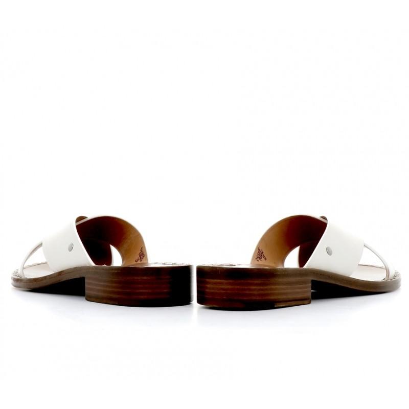 church's sandales Sandales ReganREGAN - CUIR - BLANC