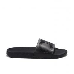 salvatore ferragamo nouveautés sandales Flip FlopSF H CLAQUETTE - PVC - NOIR ET G