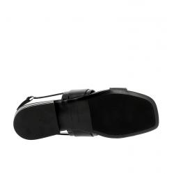 sergio rossi nouveautés sandales Sandales PrinceSR NU-PIED PRINCE - CUIR ET ACCE