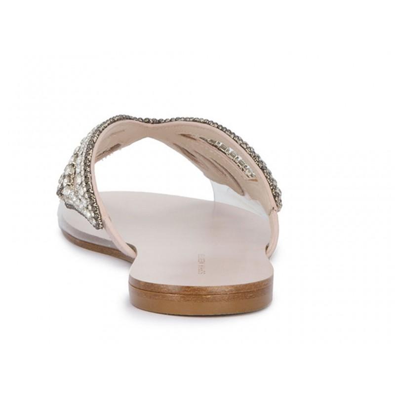 sophia webster sandales SandalesWEB BUTTERFLY PLAT - GLITTER - A