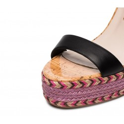 sophia webster sandales Sandales LucitaWEB LUCITA 2 T10 - CUIR - NOIR E