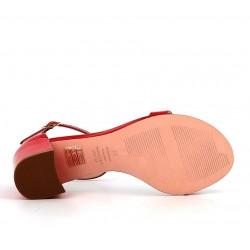 stuart weitzman sandales SandalesSW SIMPLE T5,5 - CUIR VERNI. - R