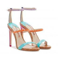 sophia webster sandales Sandales RosalindWEB ROSALIND SANDT10 - CUIR VERN
