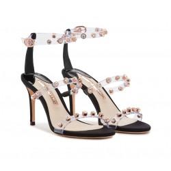 sophia webster promotions sandales Sandales RosalindWEB ROSALIND GEM T85 - SATIN ET