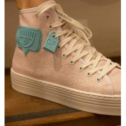 chiara ferragni nouveautés sneakers ConverseCF CONVERSE - GLITTER - ROSE