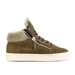 giuseppe zanotti promotions sneakers Sneakers KrissGZ F KRISS WINTER - NUBUCK - KAK