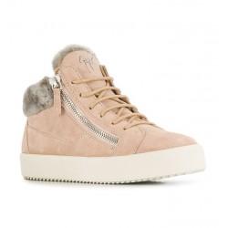 giuseppe zanotti promotions sneakers Sneakers KrissGZ F KRISS WINTER - NUBUCK - ROS