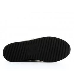 giuseppe zanotti nouveautés sneakers Sneakers FrankieGZ F FRANKIE - CUIR IMPRIMÉ CROC