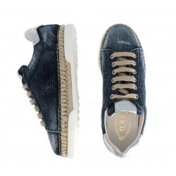tod's promotions sneakers SneakersCORDA - TOILE - JEAN