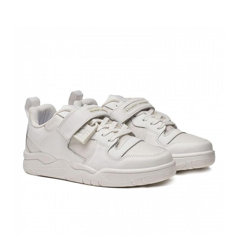 chiara ferragni sneakers SneakersCF SNEAKER SCRATCH - CUIR ET TIS