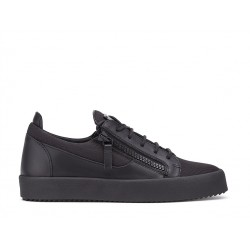 giuseppe zanotti promotions sneakers Sneakers FrankieGZ H MAY LONDON H1 - CUIR ET TOI