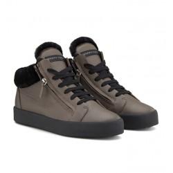 giuseppe zanotti promotions sneakers Sneakers KrissGZ H KRISS (2) - CUIR SOUPLE ET