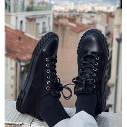 giuseppe zanotti nouveautés sneakers Sneakers BlabberGZ H BLABBER - CUIR ET NUBUCK -