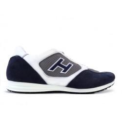 hogan promotions sneakers Sneakers OlympiaOLYMPIA X - CUIR ET NUBUCK - MAR