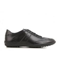 tod's sneakers SneakersOWENS 3 - CUIR - NOIR