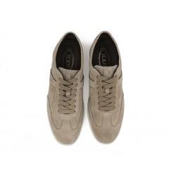 tod's promotions sneakers SneakersOWENS 3 - NUBUCK - BEIGE