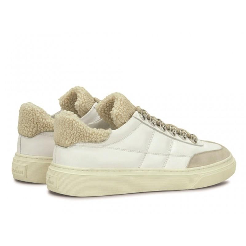 hogan sneakers SneakersHOMONT - CUIR ET NUBUCK - BEIGE