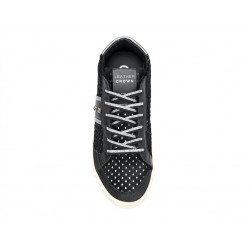 leather crown promotions sneakers SneakersLC SNEAK CLOU - CUIR, NUBUCK ET