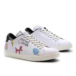 leather crown promotions sneakers SneakersLCF CAPSULE - CUIR ET DESSINS -
