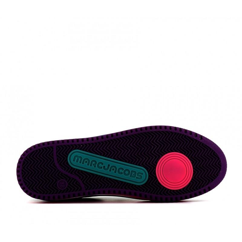 marc jacobs promotions sneakers Sneakers EmpireJAC SNEAKER EMPIRE1 - CUIR - ARG