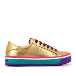 marc jacobs promotions sneakers Sneakers EmpireJAC SNEAKER EMPIRE1 - CUIR - OR