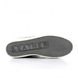 leather crown promotions sneakers SneakersLCF SNEAKER BAS - NUBUCK IMPRIMÉ