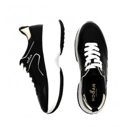 hogan nouveautés sneakers Sneakers MaxiNEW ICONIQ - CUIR - NOIR