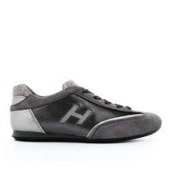 hogan promotions sneakers Sneakers OlympiaOLYMPIA F - NUBUCK ET TOILE - AR