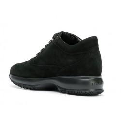 hogan nouveautés sneakers Sneakers InteractiveINTERACTIVE F - NUBUCK ET PERLES
