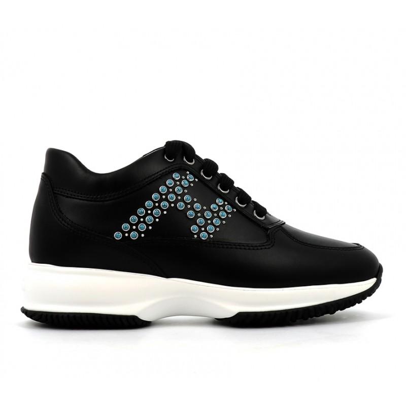 hogan nouveautés sneakers Sneakers InteractiveINTERACTIVE F - CUIR ET BIJOUX -