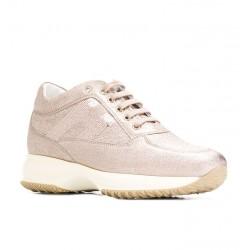 hogan nouveautés sneakers Sneakers InteractiveINTERACTIVE F - CUIR IRISÉ - ROS